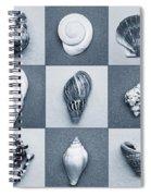 Seashell Composite Spiral Notebook