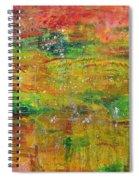 Seasonal Ecology Spiral Notebook