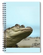 See You Later Alligator Spiral Notebook