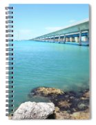 Seven Mile Bridge-1 Spiral Notebook