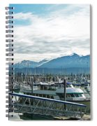 Seward Alaska Spiral Notebook