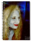 She Comes In Colors Spiral Notebook
