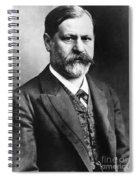 Sigmund Freud (1856-1939) Spiral Notebook
