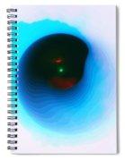 Silent Echo Spiral Notebook