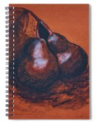 Simply Pears Spiral Notebook