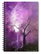 Skyeden Night Spiral Notebook