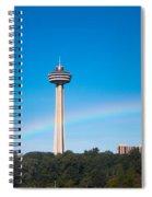 Skylon Tower Spiral Notebook