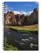 Smith Rock State Park - Oregon Spiral Notebook