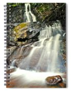 Smoky Mountain Falls Spiral Notebook