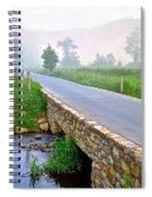 Smoky Mountains Spiral Notebook