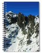 Southern Alps New Zealand Spiral Notebook