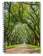Southern Journey  Spiral Notebook