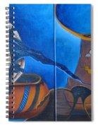 Spirit Legends Spiral Notebook