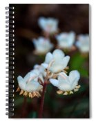 Spotted Wintergreen 2 Spiral Notebook