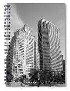 St. Louis Skyscrapers Spiral Notebook