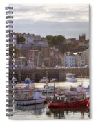 St Peter Port - Guernsey Spiral Notebook