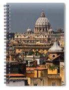 St Peters Basilica Spiral Notebook