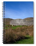 Staigue Fort At 2,500 Years Old One Spiral Notebook