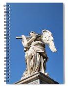 Statue In Vatican City Spiral Notebook
