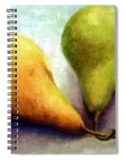 Stems Spiral Notebook