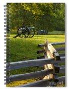 Stones River Battlefield Spiral Notebook