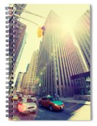 Streets Of Toronto Spiral Notebook