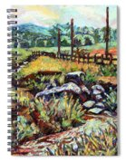 Stroubles Creek Spiral Notebook