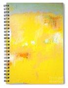 Summer Ice Cream Stains Spiral Notebook