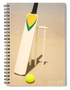 Summer Sport Spiral Notebook