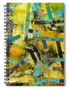 Sweet Swanee Spiral Notebook