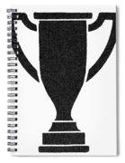 Symbol Achievement Spiral Notebook