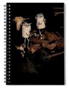 Szene Spiral Notebook