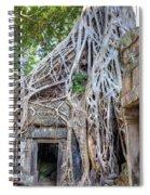 Ta Prohm Spiral Notebook