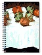 Tablecloth Spiral Notebook