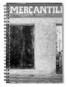 Taos Mercantile Spiral Notebook