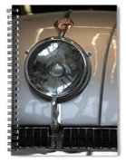 Tatra 87 High Beam Spiral Notebook