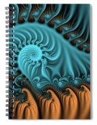 Tenderness Spiral Notebook