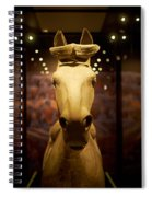Terracotta Soldiers. The Horse Spiral Notebook