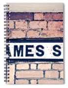 Thames Side Spiral Notebook