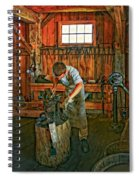 The Apprentice 2 Spiral Notebook