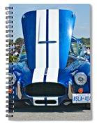 The Beast Spiral Notebook