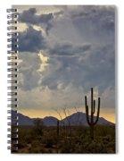 The Beauty Of The Desert  Spiral Notebook