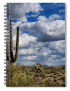The Beauty Of The Desert Southwest Spiral Notebook