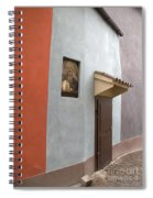 The Brown Door Spiral Notebook