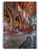 The Cathedral Spiral Notebook