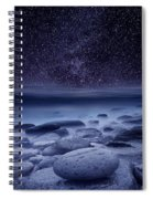 The Cosmos Spiral Notebook