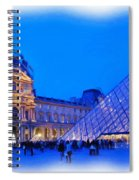 The Louvre Spiral Notebook