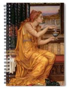 The Love Potion Spiral Notebook