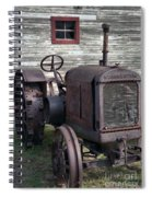 The Old Mule  Spiral Notebook