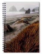 The Oregon Coast  Spiral Notebook